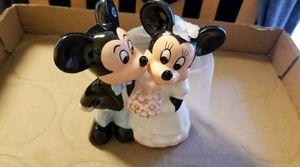 Mickey Minnie Bride Groom Figurine for Sale in Crozet, VA