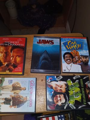 46 dvd movie's for Sale in Tampa, FL