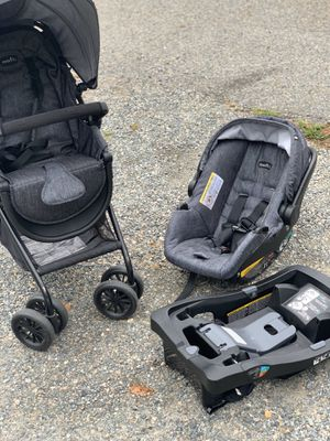 Evenflo Stroller & Car seat for Sale in Hampton, VA