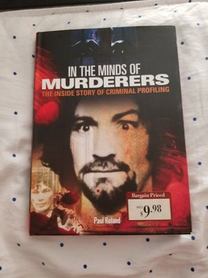 In the Minds of Murderers: Inside Story of Criminal Profiling for Sale in Evansville, IN