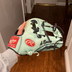 Custom Rawlings Pro Preferred Baseball Glove Infield 11.5 for Sale in Los Angeles,  CA