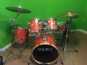 Mapex drum set for Sale in Tiverton, RI