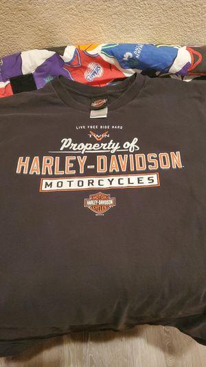 Vintage Harley Davidson Detroit T-shirt (M-L) for Sale in Manteca, CA