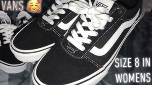Vans size 6.5y or size 8 woman's for Sale in Seattle, WA