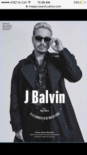 J balvin tickets for Sale in Modesto, CA