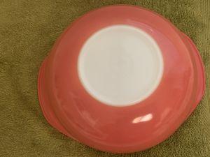Pyrex vintage flamingo pink dish for Sale in Menifee, CA