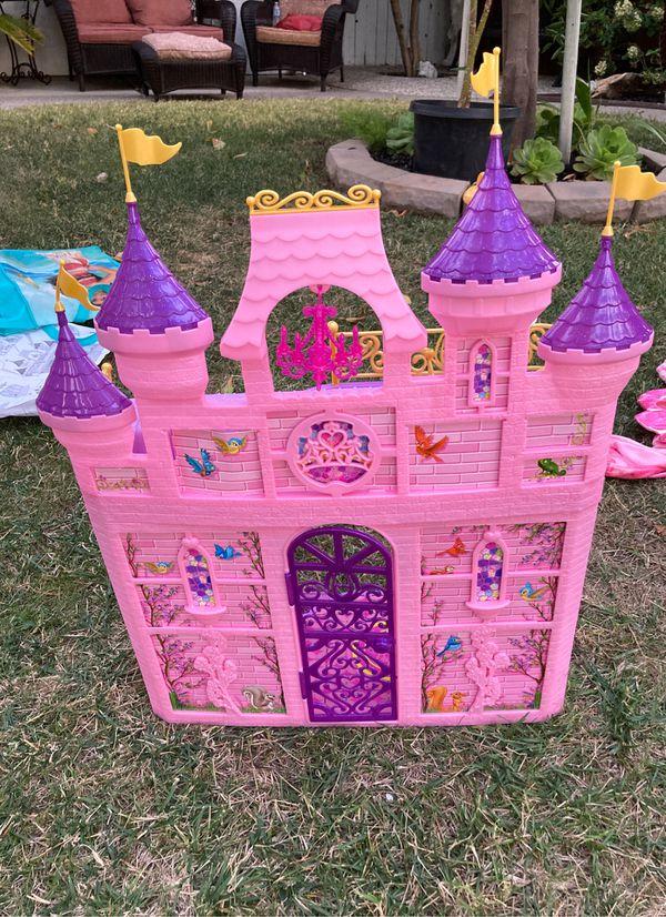 Free Disney Barbie House