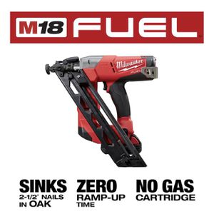 Milwaukee M18 Nailers 15ga & 16ga for Sale in Oceanside, CA