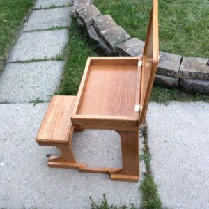 Two matching wooden kids desks for Sale in Westmont, IL