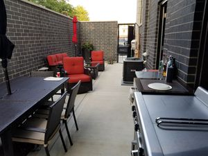 Patio Furniture & grill all for sale for Sale in Chicago, IL
