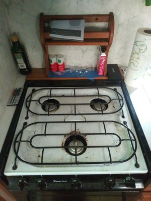 Magic Chef 3 Burner Cooktop Oven for Camper/RV for Sale in Weare, NH