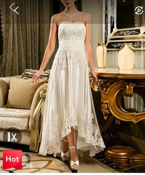 Gorgeous Ivory wedding dress for Sale in Punta Gorda, FL