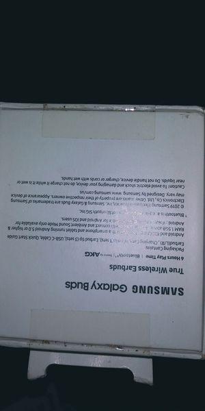 Samsung Galaxy earbuds for Sale in Ada, OK