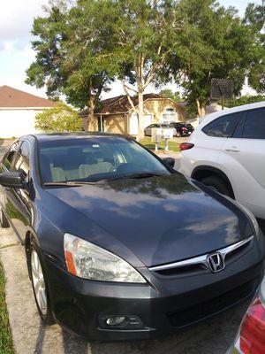 Honda Accord 2007 for Sale in Orlando, FL