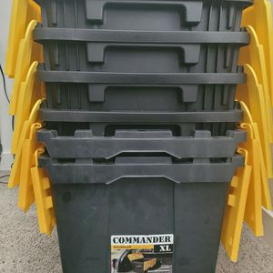 Storage 12 Gallon Containers for Sale in Henderson, NV