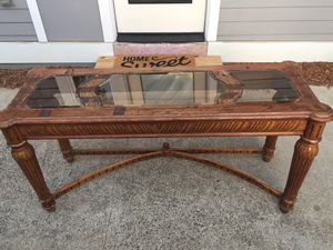 Sofa/console table for Sale in Portland, OR