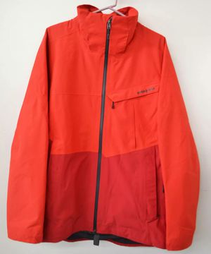 Patagonia Men's Medium Recco 2-Layer Gore-Tex Windbreaker Jacket - Red for Sale in Auburn, WA