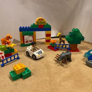 LEGO DUPLO My First Zoo 6136 for Sale in Milpitas, CA