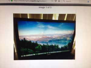 """clarity visual system bobcat 2 40"""" dvi RS232 for Sale in Ontario, CA"""