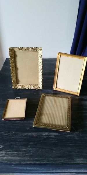 Vintage Metal Picture Frames for Sale in Fresno, CA
