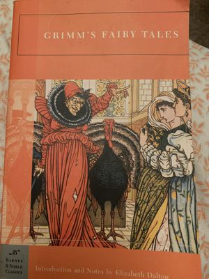 Grimm's Fairy Tales Book for Sale in Sylmar, CA
