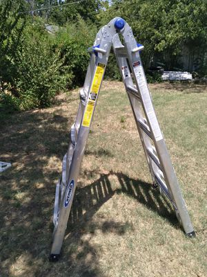 22ft Multi Ladder for Sale in Fort Worth, TX