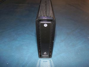 Motorola SBG6580 Cable Modem - WIFI And DOCSIS 3.0 for Sale in Aumsville, OR