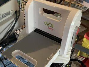 Go! Baby Fabric cutter for Sale in Perry, OH