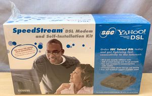 SIEMENS SpeedStream 4100 Ethernet DSL Modem for Sale in Palos Park, IL