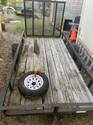 5x10 trailer for Sale in Tampa, FL