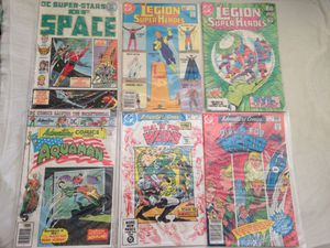 Dc Comics 6 Comics In Good Condition For $15. Second Pic Dc Comics And Star Trek 3 Comics For $10 for Sale in Reedley, CA