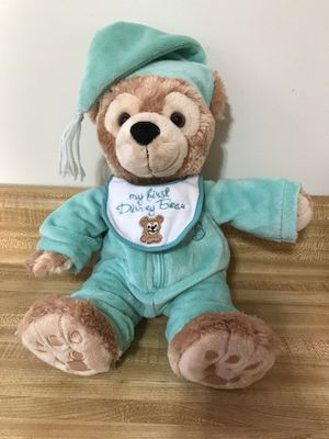 My first Disney Duffy stuffed bear nightgown plush for Sale in Clermont, FL