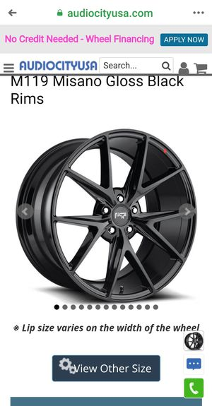 Rims 5x130 with tires for Sale in Los Angeles, CA