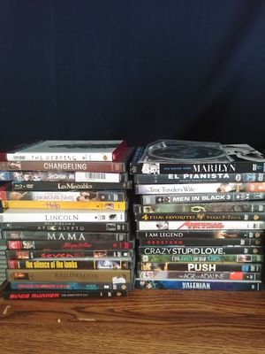 30 DVD'S All for $10 cash for Sale in Houston, TX