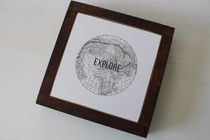Explore Wooden Sign NEW for Sale in Fountain Valley, CA