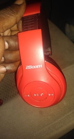 2boom Bluetooth headphones for Sale in Fort Worth,  TX