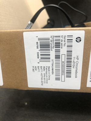 HP Chromebook Laptop for Sale in Conyers, GA