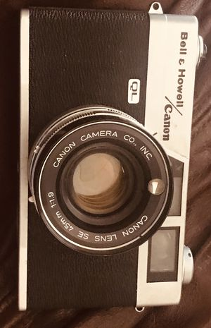Canon Canonet QL 19 for Sale in Tigard, OR