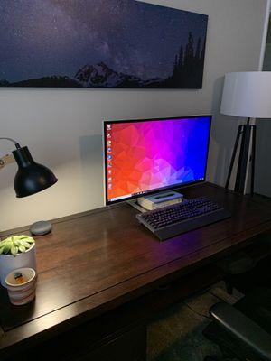 Dell computer monitor 32 inch for Sale in Seattle, WA