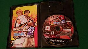Capcom vs SNK / Steet Fighter for Sale in Fontana, CA