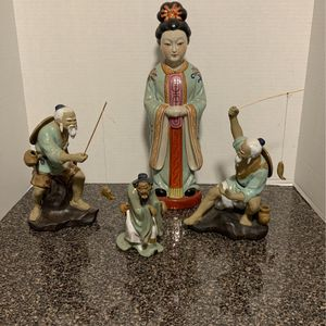 Porcelain Oriental Figurines for Sale in East Windsor, CT