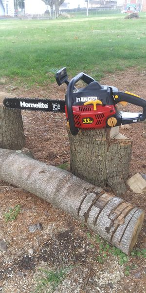 Homelite 33 Chainsaw for Sale in Dallastown, PA