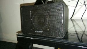 4 Sony surround sound speakers for Sale in Lowell, MA