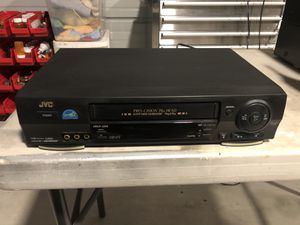 VCR 4head movie Advance by JVC for Sale in Fort Lauderdale, FL