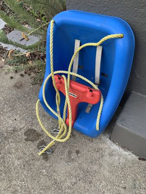 Free little tikes toddler swing for Sale in Richmond, CA