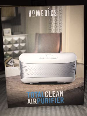 Hepa type 99 % clean Ion air purifier with essential oil diffuse built in for Sale in Cypress, TX