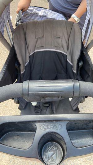 Double stroller n car seat OBO for Sale in El Paso, TX
