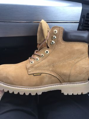Brand new, never worn size 11 Bonanza work boots. 80$ for Sale in St. Louis, MO
