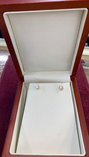 Diamonds earrings for Sale in Dallas, TX