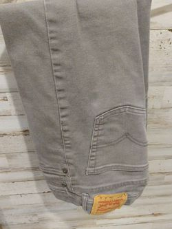 Levi Strauss Boy's Gray Jeans Size 12 Regular. Box 6 for Sale in Cleveland,  TX